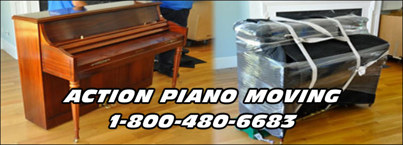It doesnt matter distance and it doesnt matter what type of piano you have; We can move it!