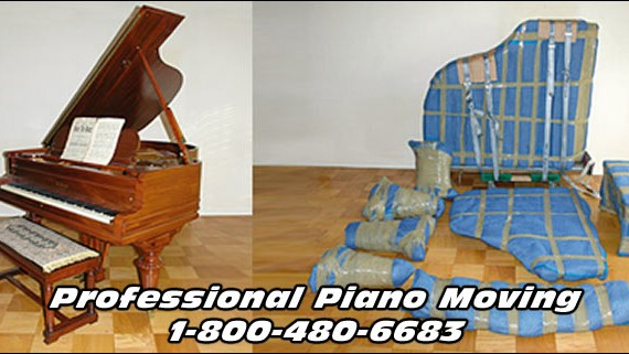 Don't Hire A Regular Mover, Hire a Professional Piano Mover! There is a BIG difference!